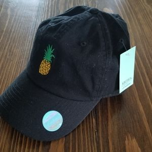 NWT Kbethos Pineapple Dad Hat